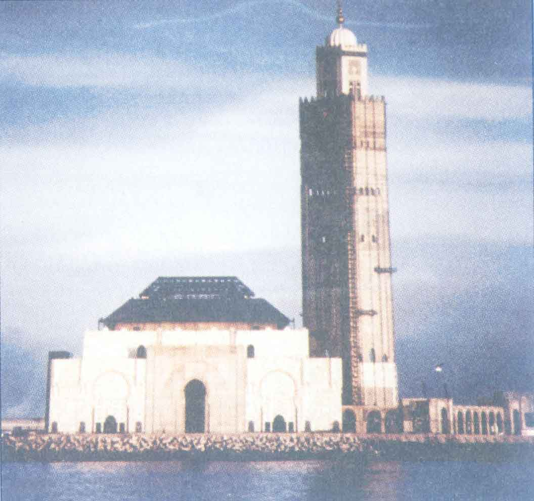 Hassan Ii Mosque 210m Casablanca Page 15